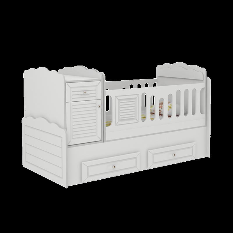 تخت نوزادی
