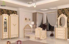 سرویس خواب نوزاد مدل ویرا