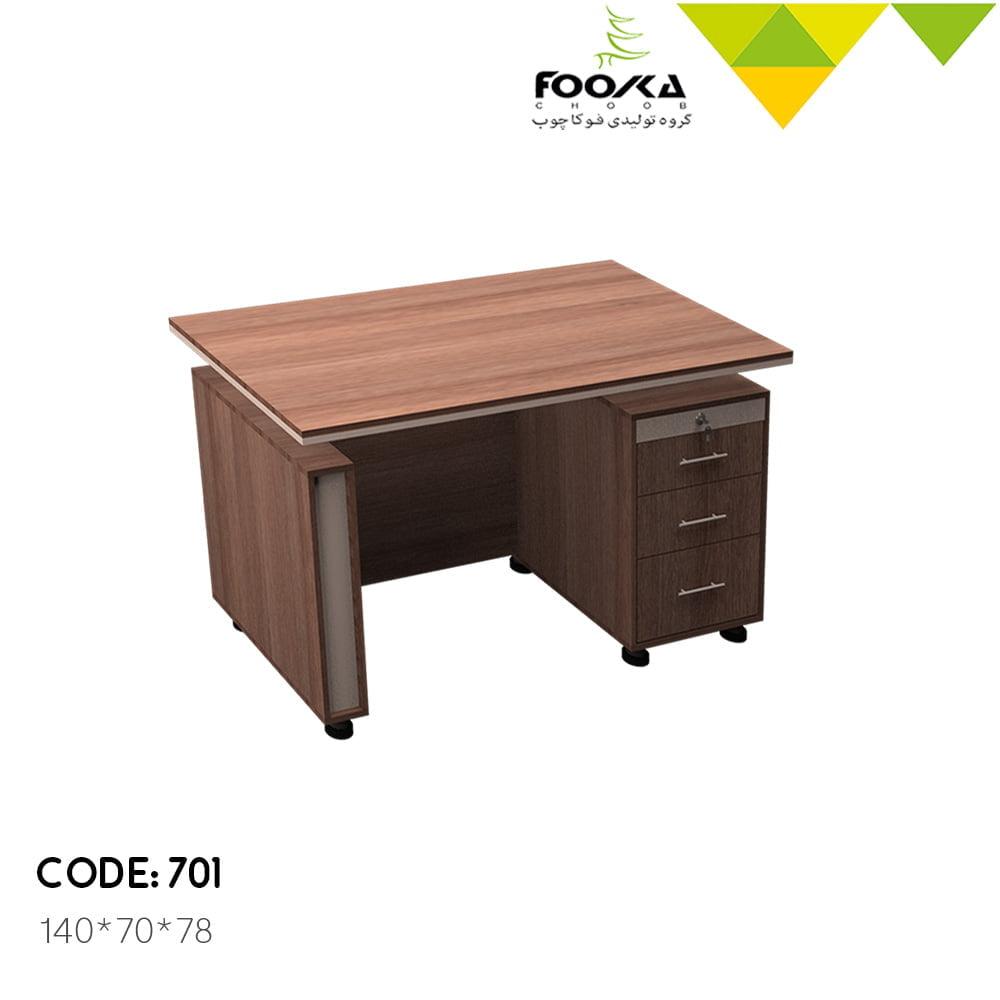 میز منشی مدل اکتیو مخصوص منشی مطب و منشی شرکتهای اداری