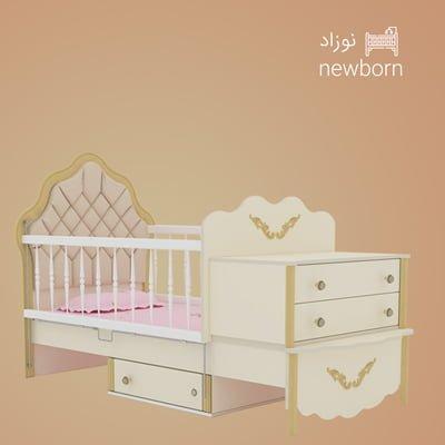 سرویس خواب نوزادی فوکاچوب
