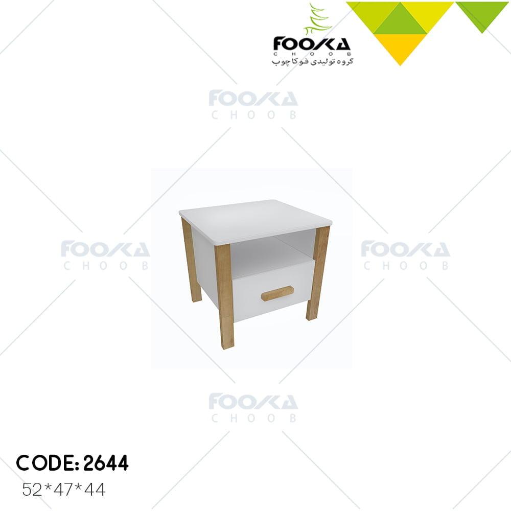 میز پاتختی مدل کلبه
